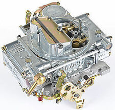 Holley Carburetor 600 CFM Maunal Choke  # 1850-SA  Factory Remanufactured