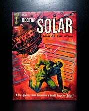 COMICS: Gold Key: Doctor Solar: Man of the Atom #4 (1963) - RARE (star trek)