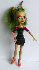 MONSTER HIGH Bambola-Jinafire Long e libera Monster High Carta Fotografica X 3