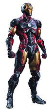 Officially Licensed Marvel Ironman Anime Variant Play Arts Kai Action Figure