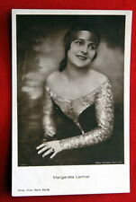 MARGARETE LANNER SEXY 1920' RARE VINTAGE POSTCARD PHOTO ROSS 1054/1