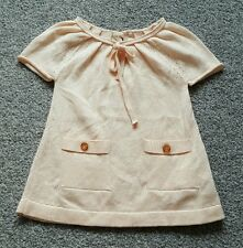 Aymara BABY GIRLS Gorgeous Soft cotton Dress 6 months. BRAND NEW.