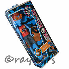 New | Monster High Holt Hyde Doll | Exclusive Swim 'Make a Splash' | BBR82