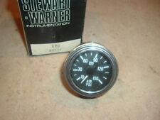 Vintage Stewart Warner Air Pressure Gauge NEW truck