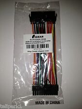 OKgear ATX 24-pin Extension Cable - 6 in