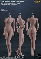 1/6 Scale Phicen Female seamless body with metal skeleton - SUNTAN-S06 S06B