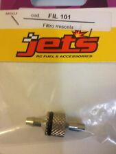 Filtro miscela alluminio Jet's  buggy monster team losi mugen kyosho xray jets
