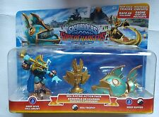 SKYLANDERS SUPERCHARGERS SEA RACING ACTION PACK FREE US SHIPPING