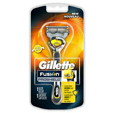 Gillette Fusion Proshield Men's Razor with Flexball Handle & Razor Blade Refil