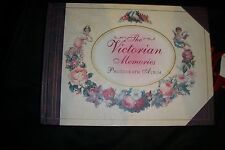 Victorian Look~Scrap Book Type ~ Photo Album. Good Condition~ Never Used
