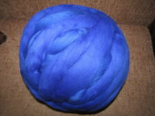 KNITTING WOOL & YARN - GIANT Ikg FOR HAND/ARM OR NEEDLE KNITTING - BLUE