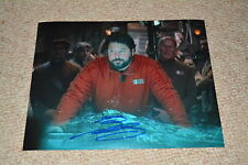 GREG GRUNBERG signed  Autogramm 20x25 cm In Person STAR WARS Snap Wexley