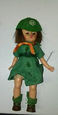 VINTAGE 1960s 1966 Effanbee GIRL SCOUTS DOLL very nice condition
