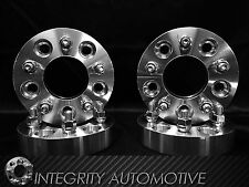 4 WHEEL SPACER ADAPTERS 5X4.5 TO 5X4.5 | 1 INCH THICK 5X114.3 TO 5X114.3 12x1.5