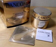 NIB LANCOME ABSOLUE PRECIOUS CELLS Revitalizing Care ~ Silky Cream 1.7/50ml