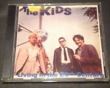 The Kids - Living In The 20th Century CD Punk New Wave