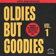 Oldies But Goodies : Vol. 1-Oldies But Goodies CD (1990)