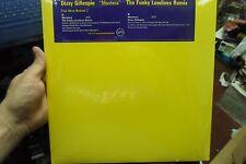 "Dizzy Gillespie - ""Manteca"" The Funky Lowlives Remix sealed LP"
