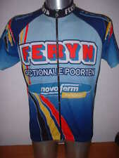 FERYN Shirt Jersey Top Adult XL 6 Cycling Cycle Bike Cyclisme Top Trikot Belgium