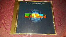 CD Simple Minds / Real Life - Pop Album 1991