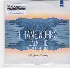 (GF301) Frameworks, Calm The Still Night Ft Rioghnach Connolly - 2014 DJ CD