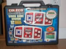 COLECO HEAD TO HEAD VIDEO GAME SYSTEM -12 BUILT IN GAMES