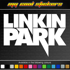 Linkin Park Vinyl Sticker Decal for car, ute, truck. Band music