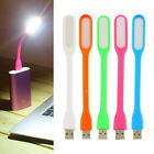 5x Flexible Bright Mini USB LED Light Computer Lamp for Notebook PC Laptop Phone