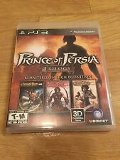 Prince of Persia Remastered Trilogy Collection - PS3