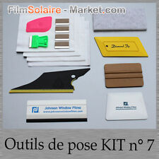---  Raclettes Téflon / outils de pose Film Solaire ---