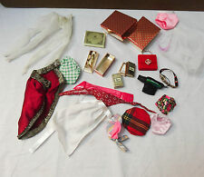 Barbie accessories Nylons Gifts Presents Godiva Purse hats