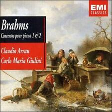 Brahms: Concertos pour piano 1 & 2 New CD