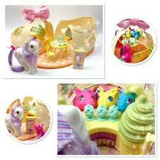 ⭐️ My Little Pony ⭐️ G1 Satin Slipper Sweet Shoppe with Scoops & Accessories!