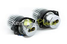 BMW E90 E91 2005-2008 12W LED Angel Eyes Halo Rings Upgrade Bulbs Xenon White