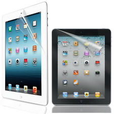 LCD Clear Film Screen Anti-Scratch Protector Guard For iPad 2 3 4
