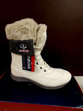 "Laneige of Canada ""Mollie"" Winter Boots White"
