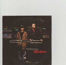 Pet Shop Boys-Dj Culture UK cd single
