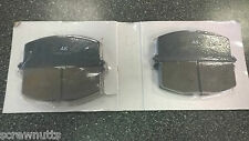 FRONT BRAKE PADS A113K TOYOTA  MR2 - CAMRY - COROLLA - CELICA - CALDINA- TERCEL