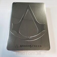 SteelBook Assassin's Creed Boitier Métal Collector (neuf sous blister)