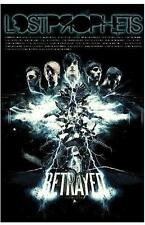 """LOST PROPHETS POSTER """"THE BETRAYED"""""""