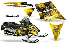 SKI-DOO REV MXZ 03-09 SNOWMOBILE SLED GRAPHICS KIT WRAP DECALS CREATORX SXY