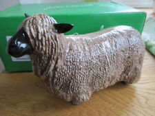 Beswick Wensleydale Sheep  Boxed And Perfect