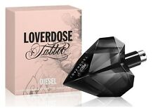 Diesel Loverdose Tattoo Women Eau De Parfum Spray 50ml 1.7oz original sealed box