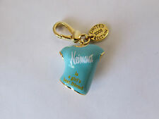 Juicy couture charm gold blue t shirt neiman marcus limited edition 2008