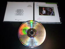 Mixed Emotions – Just For You CD Electrola – 18970 4 Europe 1988