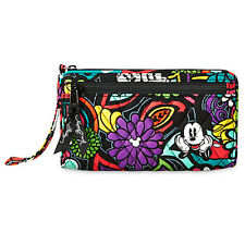Disney Mickey's Magical Blooms Wristlet by Vera Bradley New with Tags