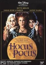 Hocus Pocus (remastered) DVD NEW
