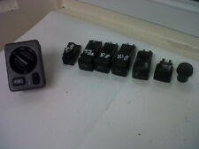SAAB 9-5 95 Various Dashboard Switches & Units SALOON & ESTATE 1998 - 2010