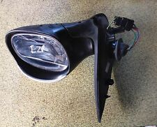 PEUGEOT 206 WING MIRROR - DRIVER'S SIDE ELECTRIC - SILVER EZR