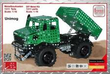 TRONICO - METAL CONSTRUCTION KIT - MERCEDES-BENZ UNIMOG 1200 1:16 SCALE